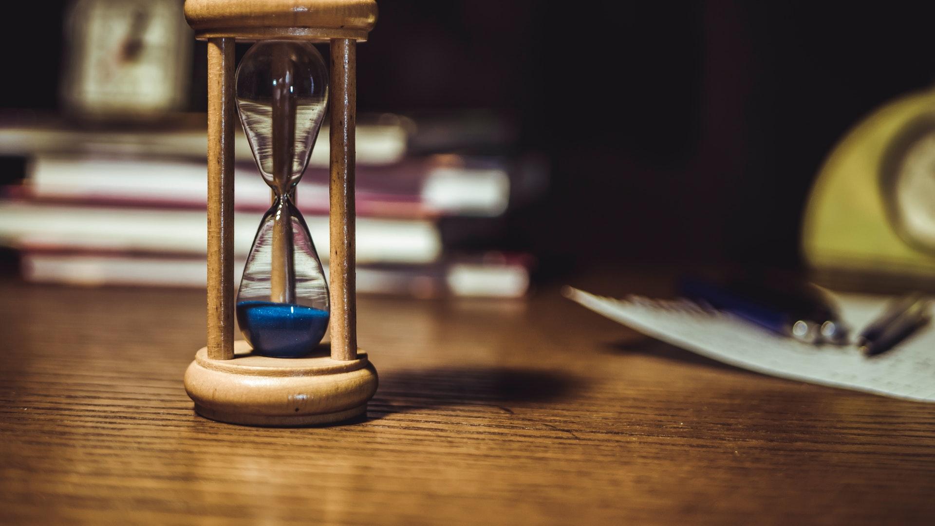 時間是有限的,要如何規劃時間?